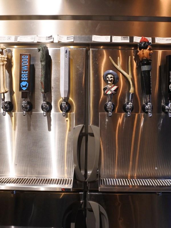 12種類のクラフトビール