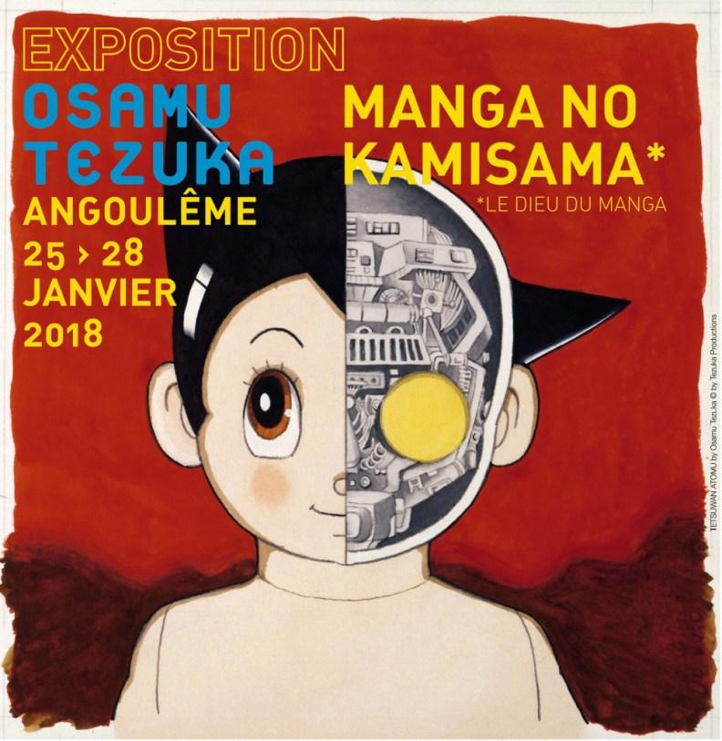 Exposition Osamu Tezuka