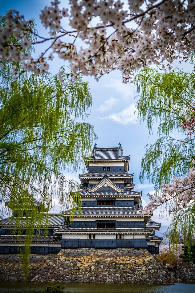 Chateau de Matsumoto ( Soleil Levant 75 )