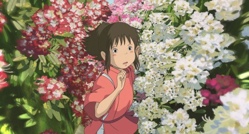 Le voyage de Chihiro, Studio Ghibli, Editions Glenat