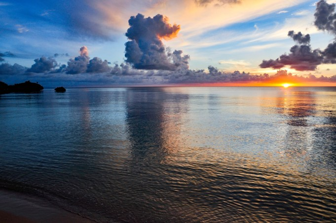 Okinawa,Ishigaki. ( Copyright Soleil Levant 75 )