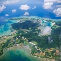 Okinawa, l'île Ishigaki , un des plus grands récifs coralliens au monde..