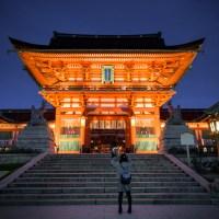 Kyoto: Fushimi Inari Taisha, le temple aux 10 000 Torii.