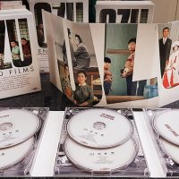 Cinéma: Rétrospective OZU en coffret DVD.