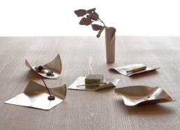 Dép. de Toyama - feuilles d'étain - CLAIR Paris - bd
