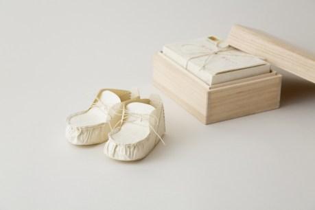 Ville de Hamama - chaussures papier washi - CLAIR Paris - bd