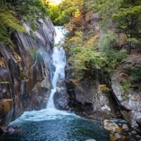 Mitake: La gorge Shosenkyo.
