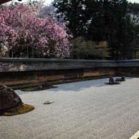 Kyoto, Ryoan-ji.