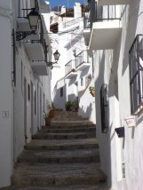 Frigiliana's Passageways