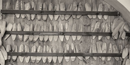 the differences between traditional and our bespoke shoe making
