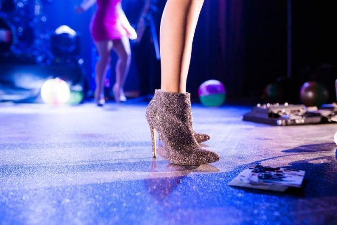 what drag queens look for in shoes