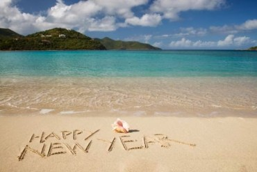 New Years in the Tropics