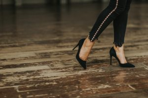 Q&A With a podiatrist- what's the problem with heels?