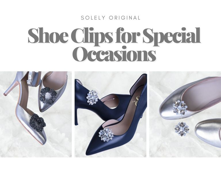 Special Occasion Shoe Clips