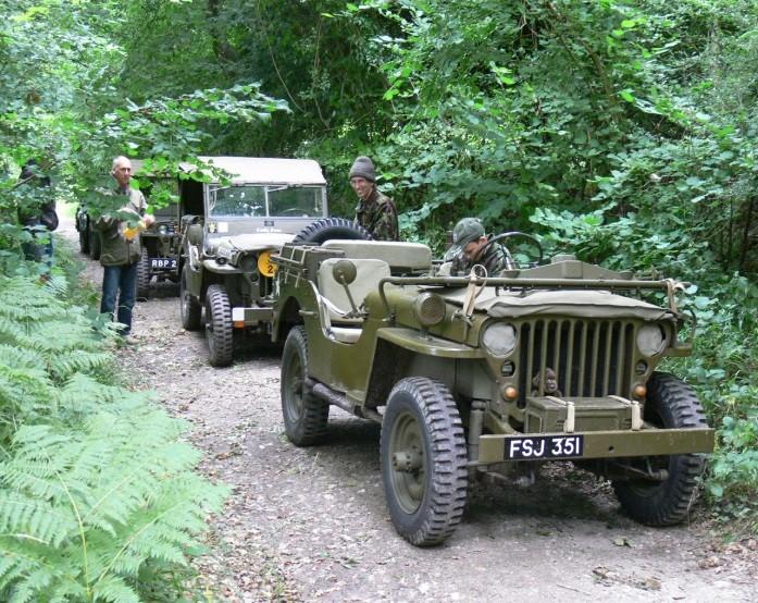 Myrddin's Jeeps