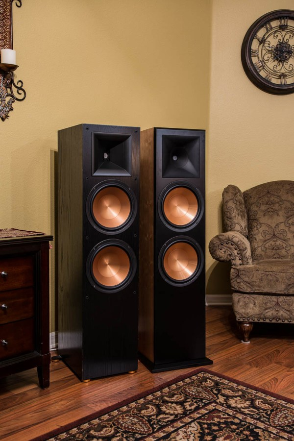 Klipsch Speakers 2 Channel Home Audio - Year of Clean Water