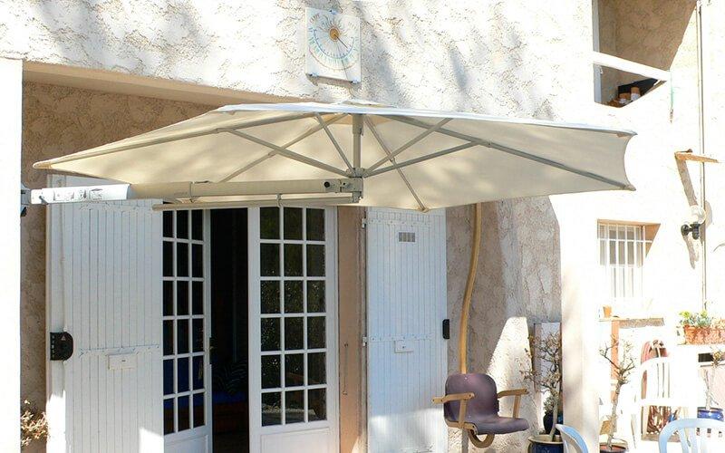 wall parasols official solero website
