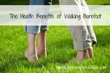 Walking Barefoot - Health Benefits Sole Therapy Massage