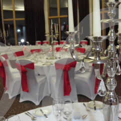Christmas Chair Covers The Range Office Headrest Attachment Cover Sash Accessory Hire So Lets Party