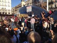 17 de Mayo_Llegada a Sol de la manifestación