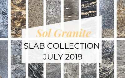 Slab Collection | July 2019