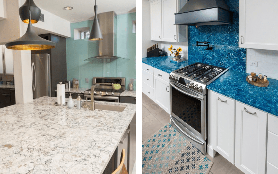 Quartz versus Granite Countertops | Comparison Guide