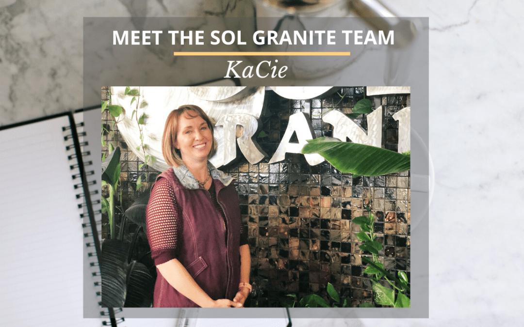 Meet The Sol Granite Team   KaCie