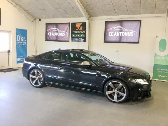 Audi RS5. 450 HK