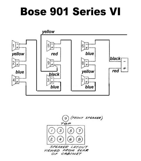 Bose 802 Wiring Diagram : 23 Wiring Diagram Images
