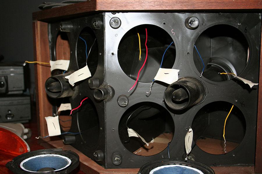 Pa Speaker Wiring Diagrams