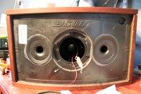 Bose 901 Speaker Restoration  SOLID-orange