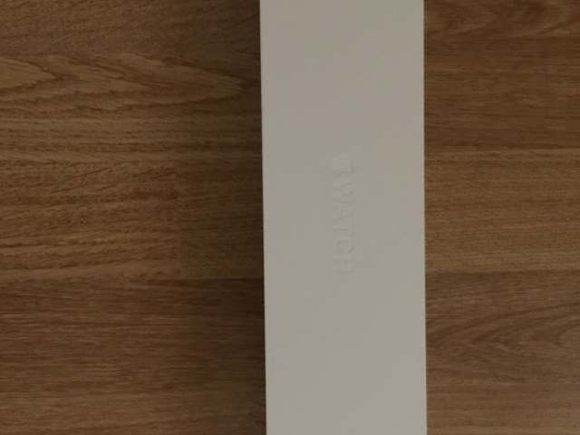 Apple Watch Box