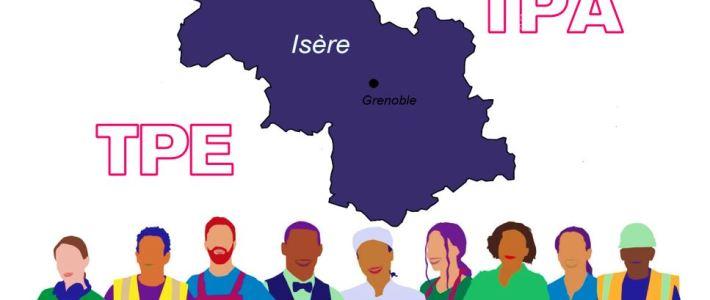 Très Petites Entreprises (TPE)/Très Petites Associations (TPA) : Salarié.e.s de l'Isère, on a des droits ! Votons Solidaires aux élections syndicales en ligne du 22 mars au 6 avril