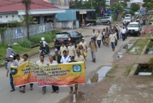 Prabowo Ditolak Nyapres oleh Buruhnya
