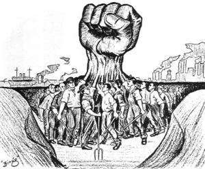 demokrasi serikat buruh