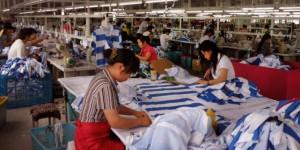 buruh pabrik tekstil