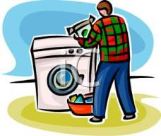 A_Bachelor_Doing_Laundry_Royalty_Free_Clipart_Picture_110509-144401-285053