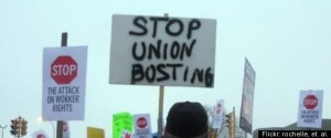 union busting