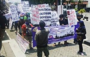 KPP Yogyakarta Ajak Perempuan Berorganisasi dan Bangun Persatuan Rakyat