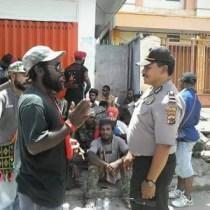 Bagikan Selebaran, 44 Aktivis KNPB Ditangkap Polisi