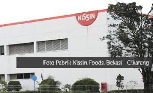 [Bekasi] Lowongan Operator Produksi di PT Nissin Foods Indonesia (Januari 2017)