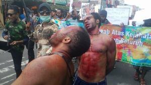 Menyaksikan Orang Papua Disiksa