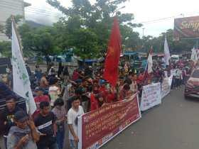 May Day 2019: Sahkan RUU PKS, Stop Diskriminasi terhadap Buruh Perempuan
