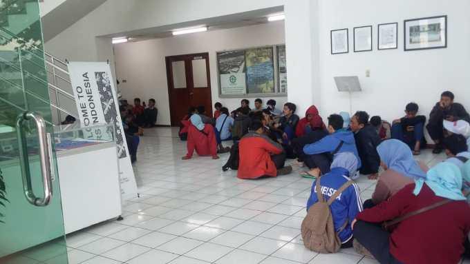 pekerja hrs indonesia