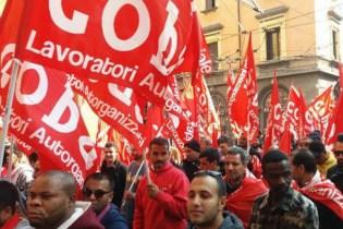 Serikat Buruh Militan Italia Dukung Perjuangan Buruh AICE