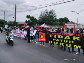 Ketika Trimitra Minta Kepolisian Bubarkan Aksi Buruh