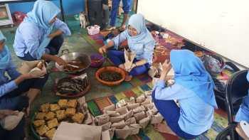 Dapur Umum, Wujud Solidaritas Buruh di Masa Krisis