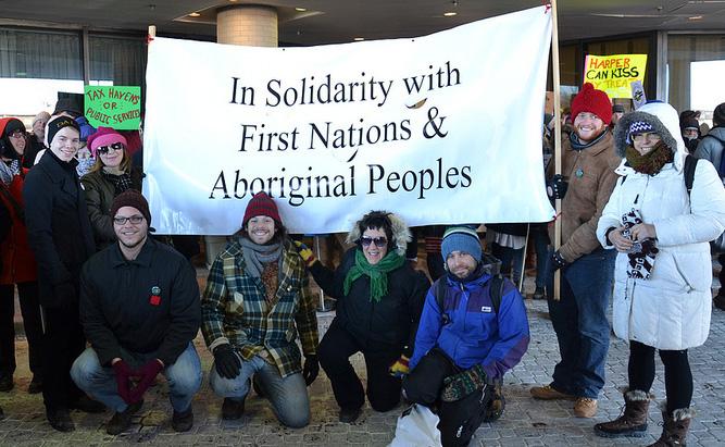 Indigenous Solidarity