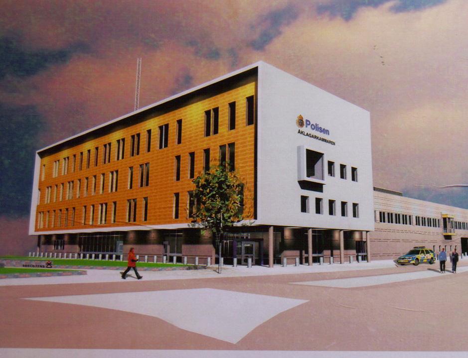 Polis Kalmar - Solid Byggkonsult
