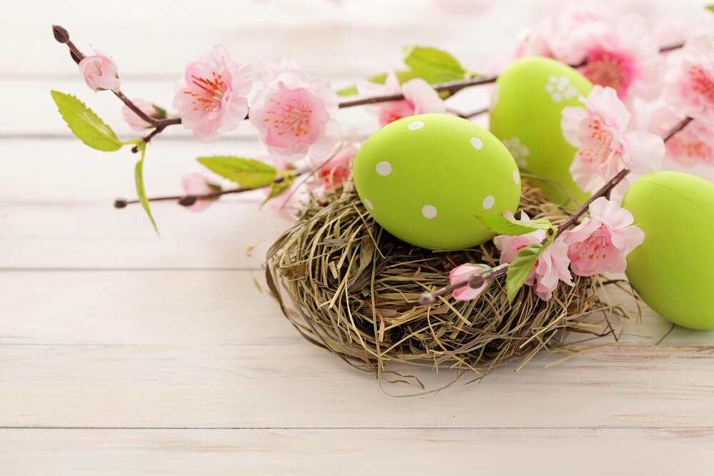 Ako sa stal veľkonočný zajac s vajíčkom symbolom Veľkej noci?